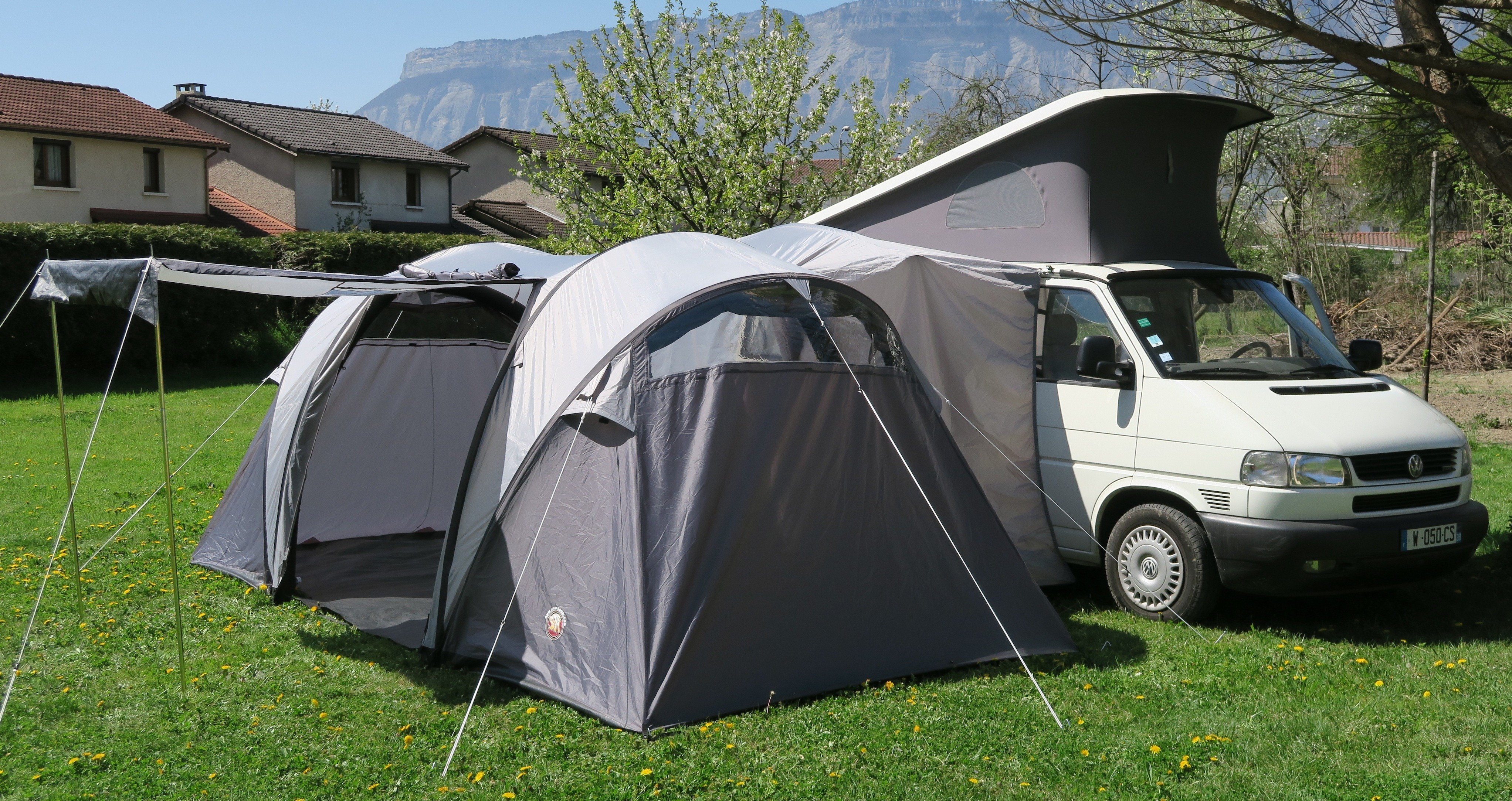 Nla Inflatable Driveaway Awning Nla Vw Parts