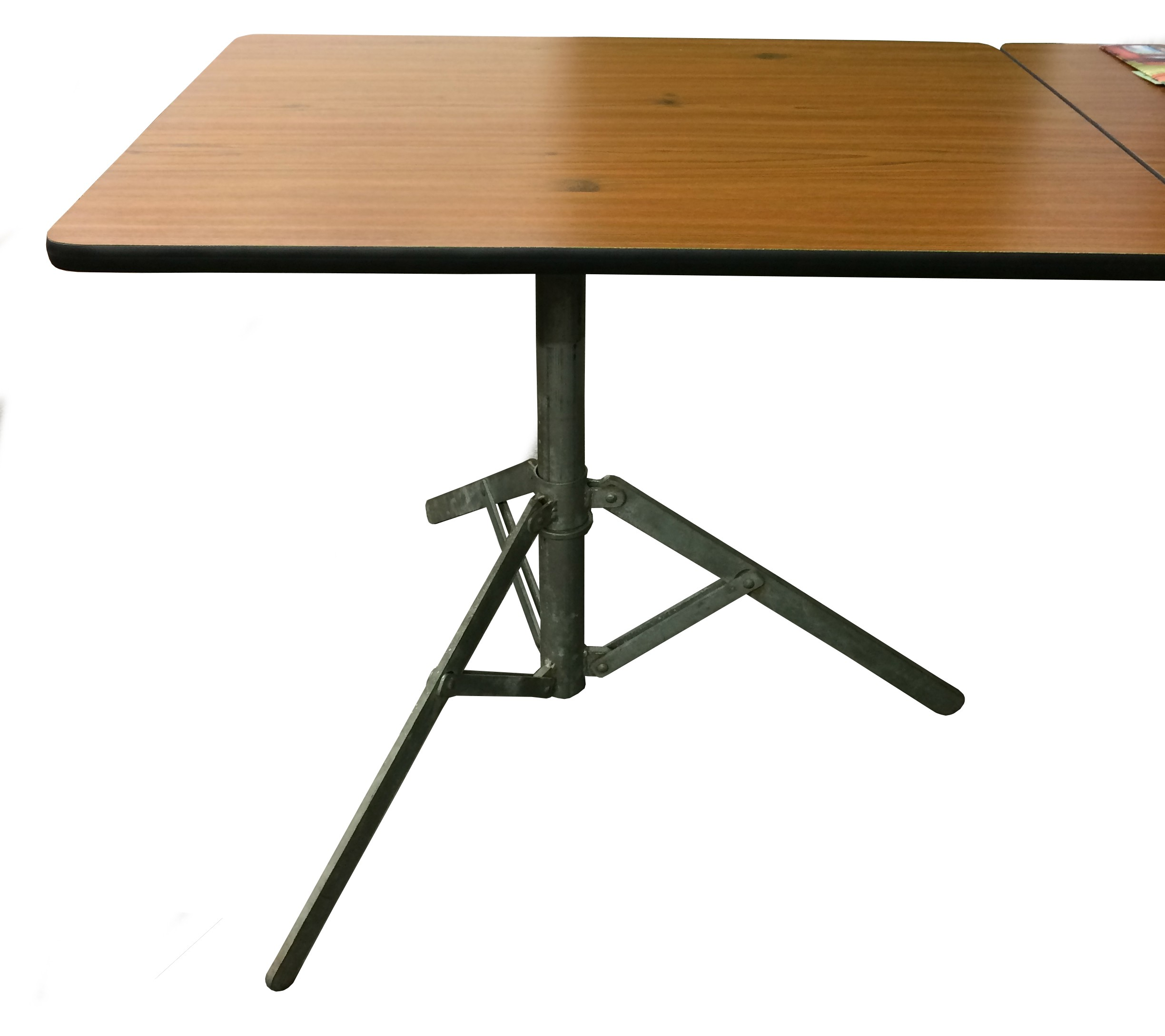 Folding Table Leg crowdbuild for