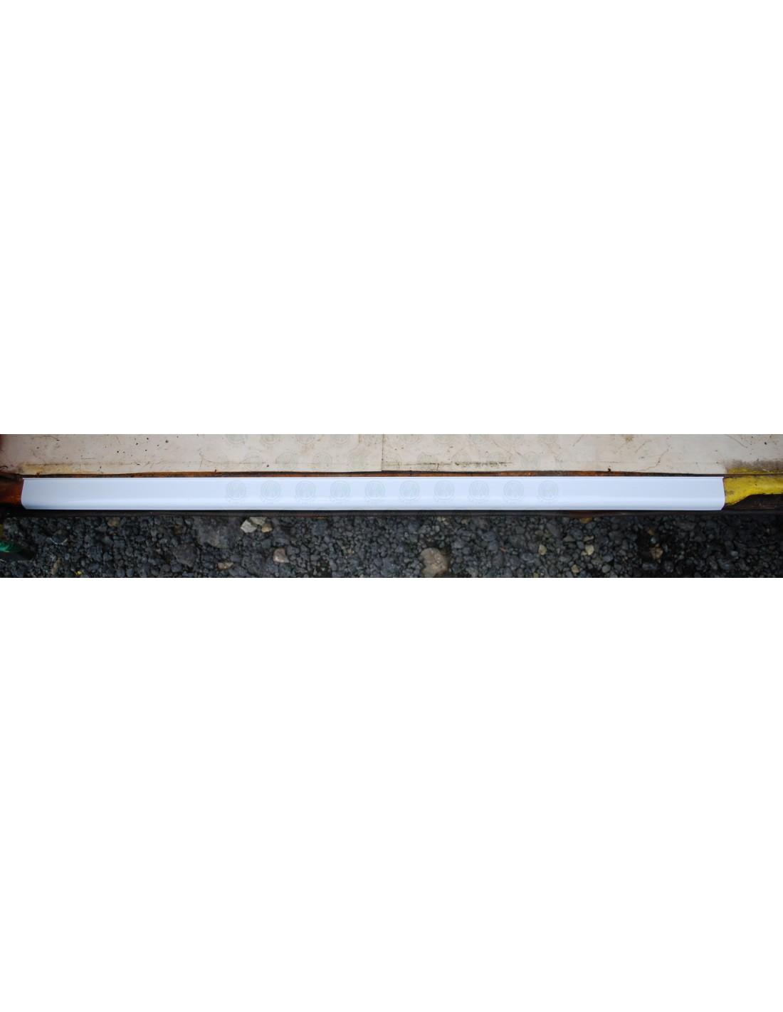 White floor edge trim for sliding door step nla vw parts for Floor edge trim