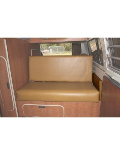 Westfalia Mustard vinyl cover for the wooden armrest in early bay 1968-1974 same as original