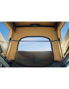 Westfalia Steel Push Bar for T2 Bay Pop Top Roof Mechanism