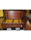 Westfalia 3/4 Width Rock and Roll Complete Bed Kit Green Plaid
