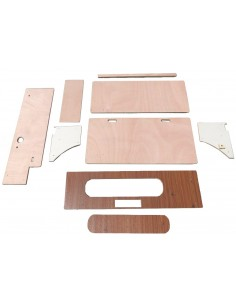 Berlin Rock and Roll Seat Wooden Board Set
