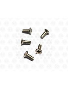 Countersunk Head s/s screws...