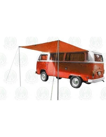 Orange Sun Canopy