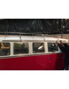 Aluminium Westfalia 2pc Awning Rails for VW T2 Splits