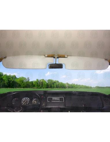 Aluminium external sun visor for VW T2 Bay Windows