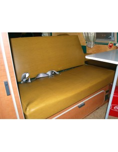 VW SO42 Vinyl Cover Set in Mustard Yellow (7 pieces)