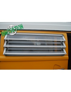 VW T2 Bay Westfalia Louvre Window Grill Protectors
