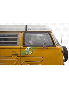 Pair of Cab Window Nets for VW T2 Bay
