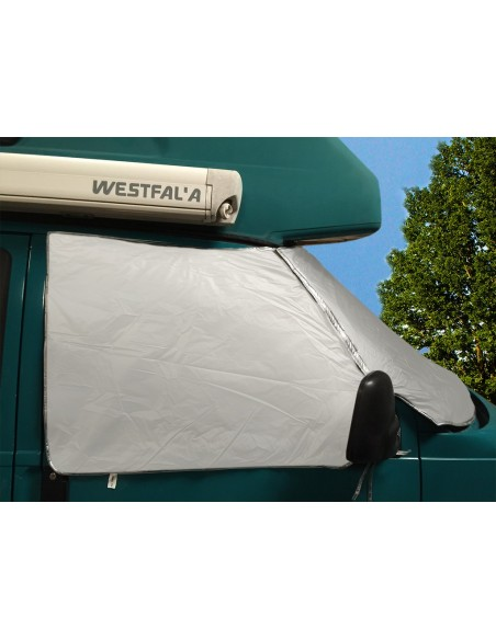 Deluxe External Thermo Windscreen and cab window mat for T4