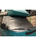 Deluxe External Thermo Windscreen and cab window mat for T25