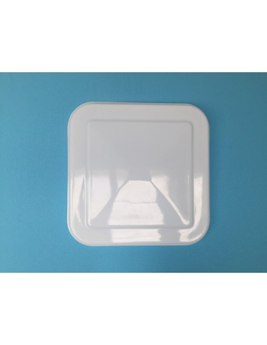 VW T2 Bay 1968 - 1979 Opaque White Devon Skylight