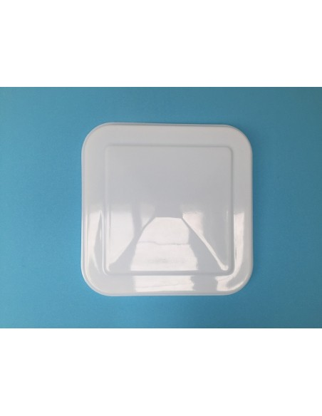 VW T2 Bay Opaque White Devon Skylight 1968-1979