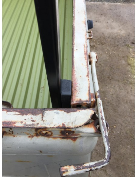 Steel Hoop Frame Set for VW T2 Splits Single Cab and Double Cab