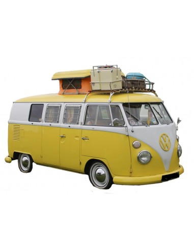 Westfalia turret top pop up roof Canvas in orange for VW T2 Splits high quality