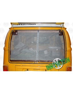 Tailgate Net for VW T2 Bay with Middle Zip