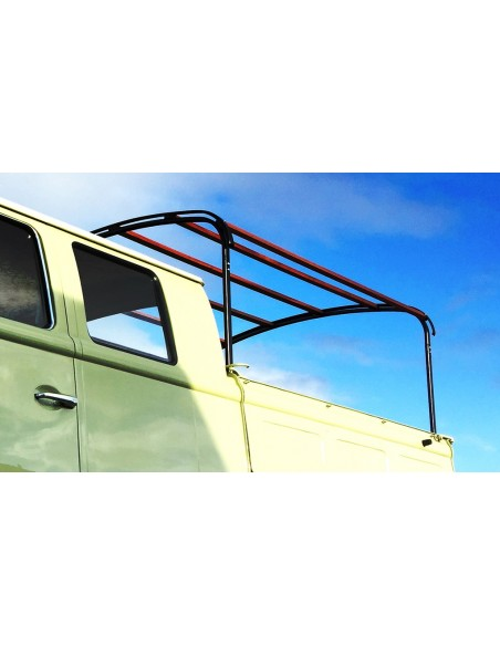 VW T2 Bay Pick Up Double Cab Hard Wood Slats 6pcs