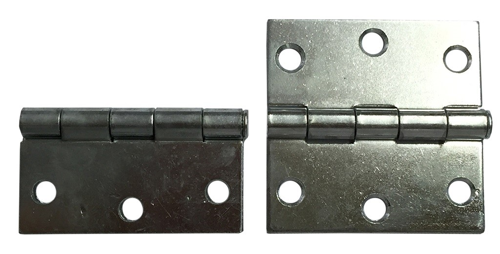 Pair of Westfalia Early bay Side Folding Dining Table Hinges C9597