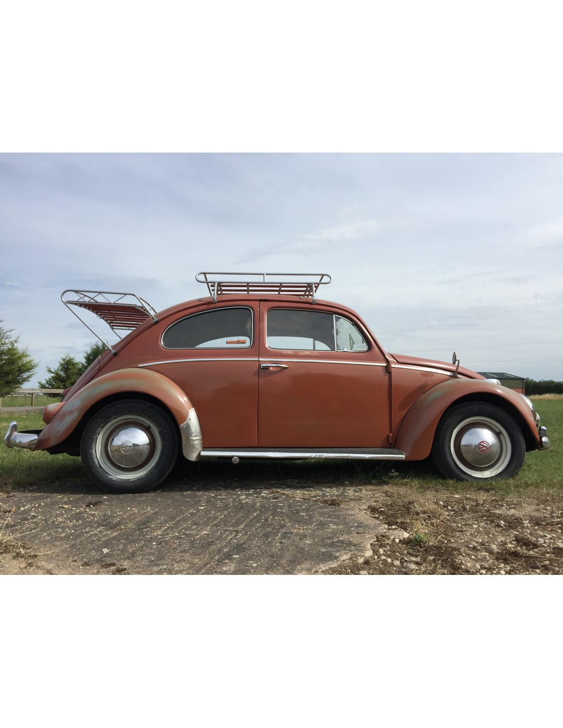 Classic Beetle Rear Roof Rack Nla Vw Parts