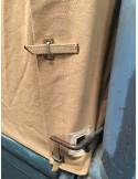 Heavy Duty waterproof cotton Canvas fits original Steel Hoops for loading bed on VW T2 Splits Crew /Double cab 50-67