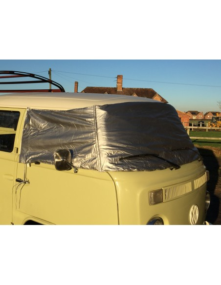 Deluxe Thermo Windscreen and cab window mat