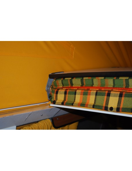 Folding Roof Bed Hinges for VW T2 Westfalia Late Bay