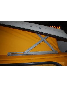 Late Bay T2 Westfalia Roof Hinges