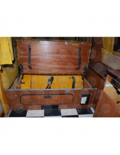 Westfalia 3/4 Width Rock and Roll Bed complete Kit Yellow Colour