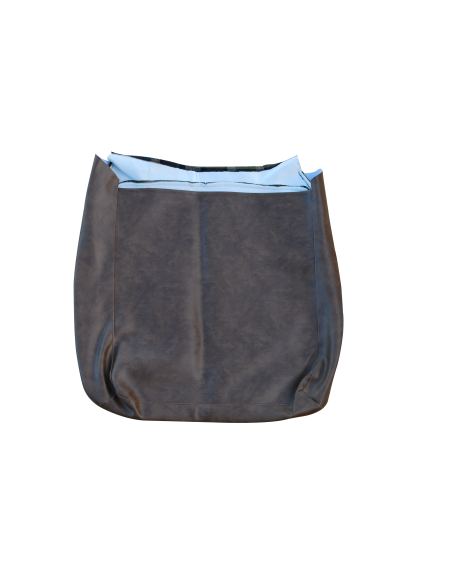 Early Bay Front Seat Full Back Cover in Beige. The Horse Hair padding is not included
