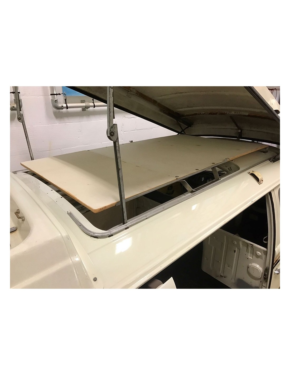 S S Double Roof Bed Conversion Frame And Fittings Nla Vw