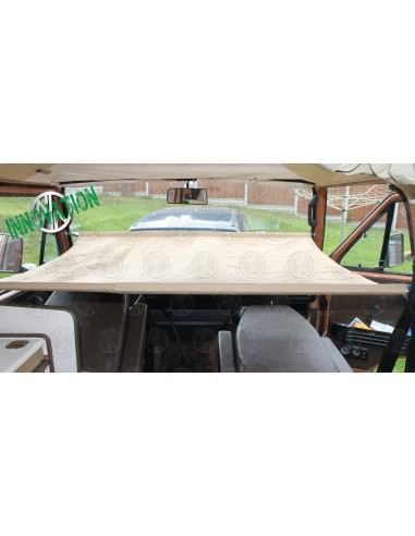Adjustable Child Cab Bunk for VW T25