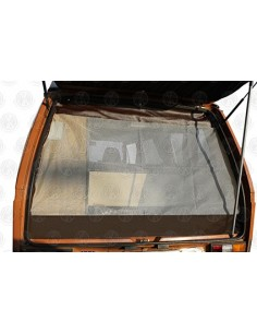 VW T25 Tailgate Net in Brown