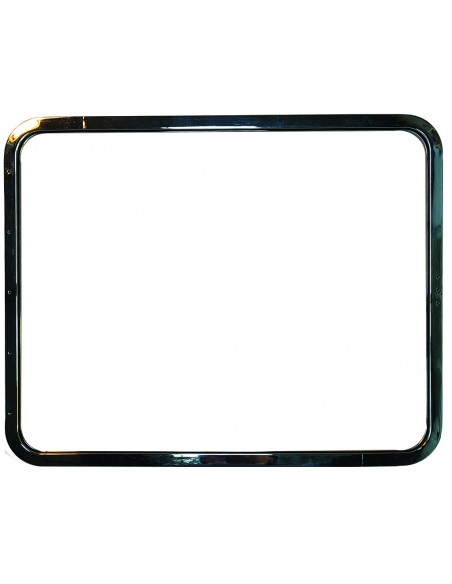 Pop Out Side Window Frame in High Quality Chrome