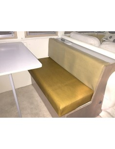 SO42 Mustard Vinyl Seat Cover for Bulkhead Buddy Seat