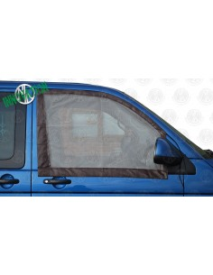 Pair of Cab Window Nets for VW T5 / T6