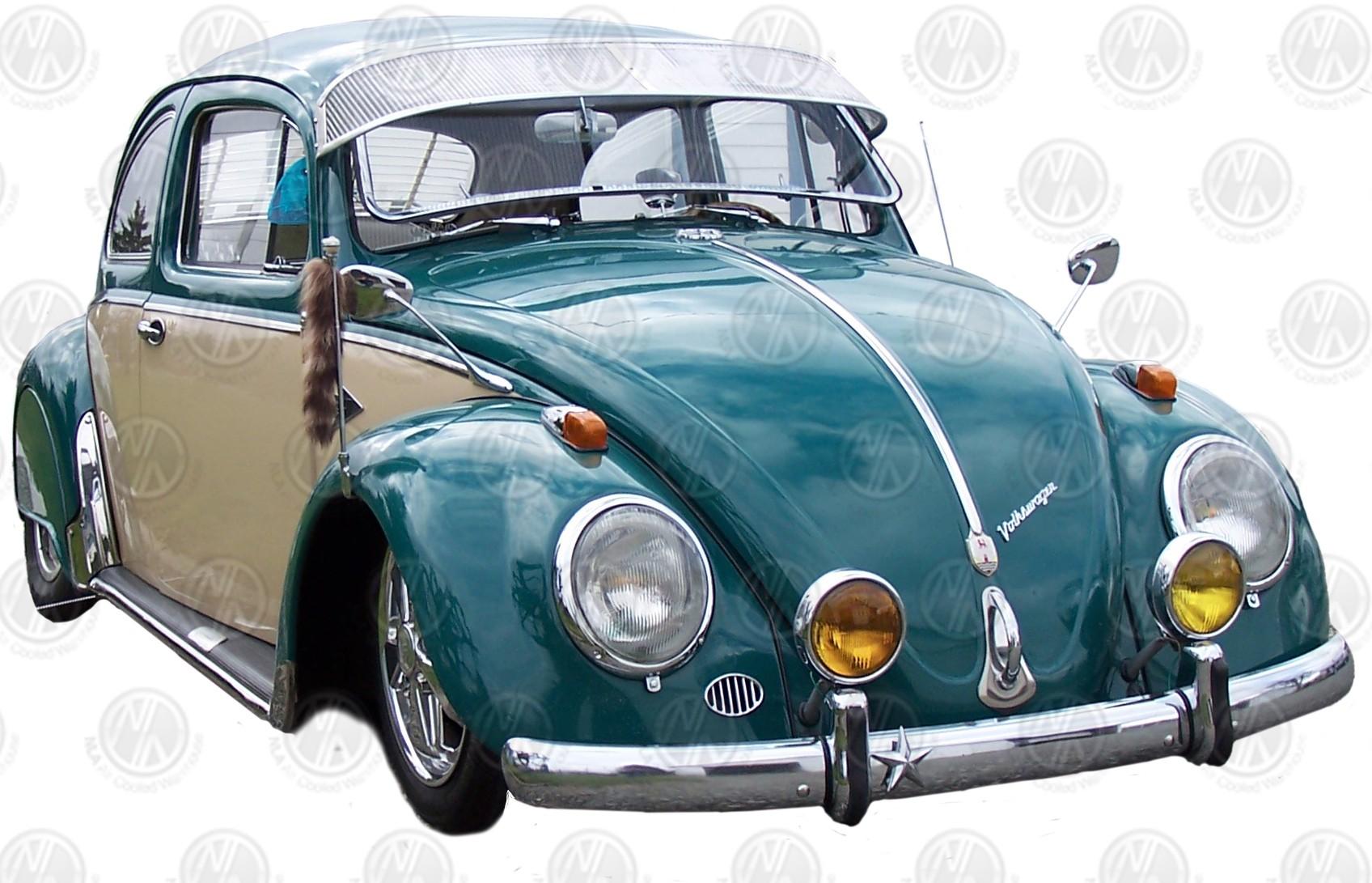 External Sun Visor for Flat Screen Beetle - NLA VW Parts 53d68baa25a