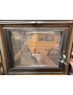 Set of 6 Westfalia Aluminium Jalousie Louvre window mosquito net for VW T2 Split Screen SO42