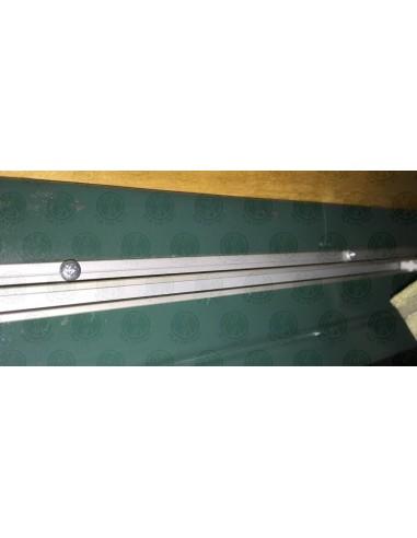 Aluminium F Shape Curtain Rail
