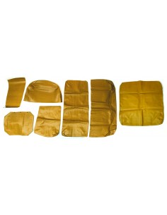 Westfalia Mustard vinyl cover set for early bay 1968-1970 7 pieces set same as original