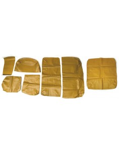 Westfalia Mustard vinyl cover set for early bay 1971-1974 7 pieces set same as original