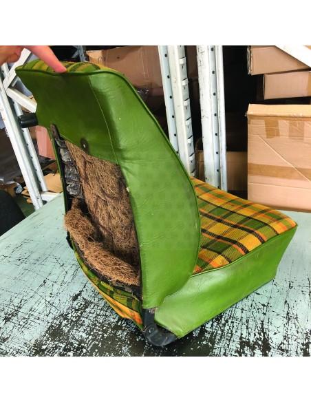 Helsinki Passenger Seat Backrest Cover for Late Bay