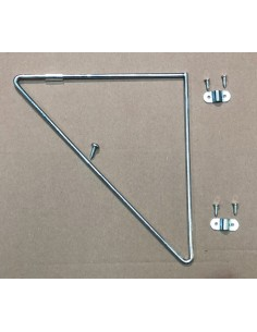 Steel Triangle Stand for Sink Unit Side Table