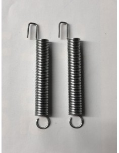 A pair of Westfalia rock and roll seat springs.