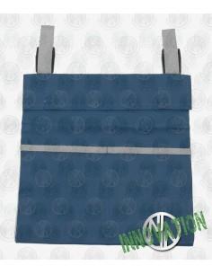 Blue Side Bag for Camping...