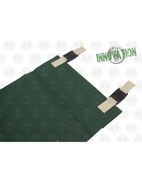 Green Side Bag for Camping Chairs