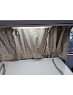VW T25 Westfalia Atlantic full curtain set as original