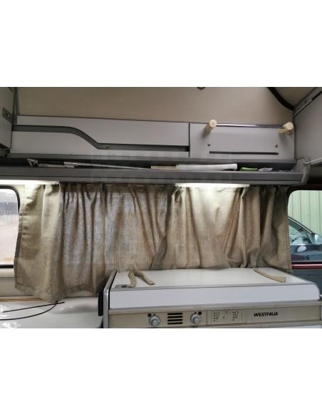 VW T25 Westfalia Atlantic full curtain set as original