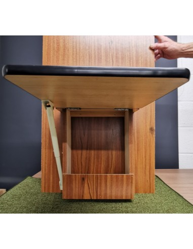 Helsinki Spice Rack with Folding Table