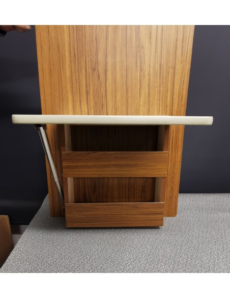 LHS Westfalia Continental Spice Rack with Folding Table